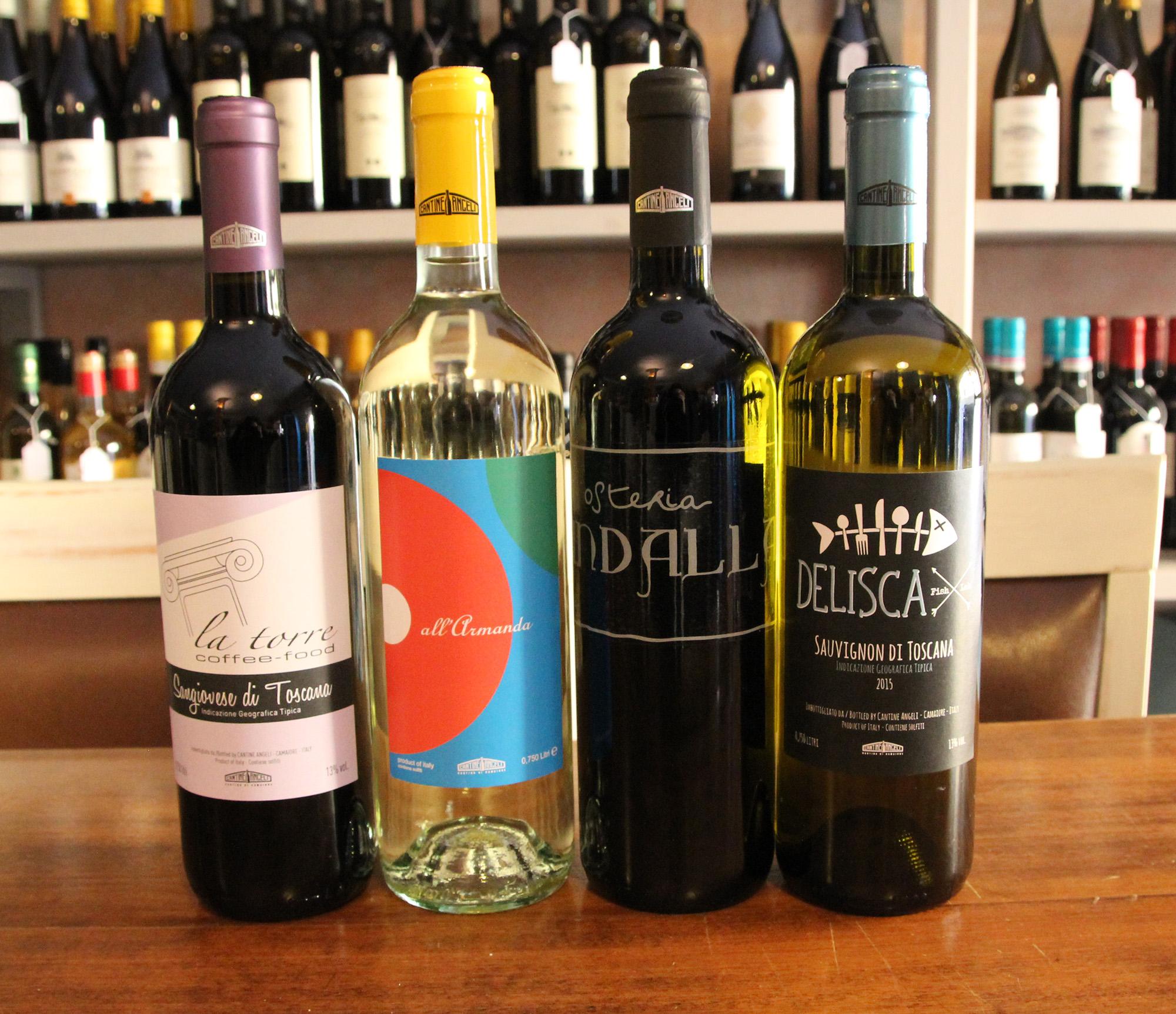 Azienda vinicola toscana a conduzione famigliare - Cantine ...