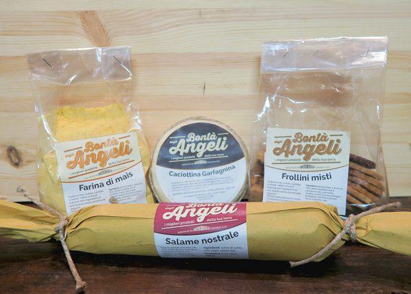 Nasce Bontà degli Angeli, la linea di prodotti local e bio selezionati da noi thumb