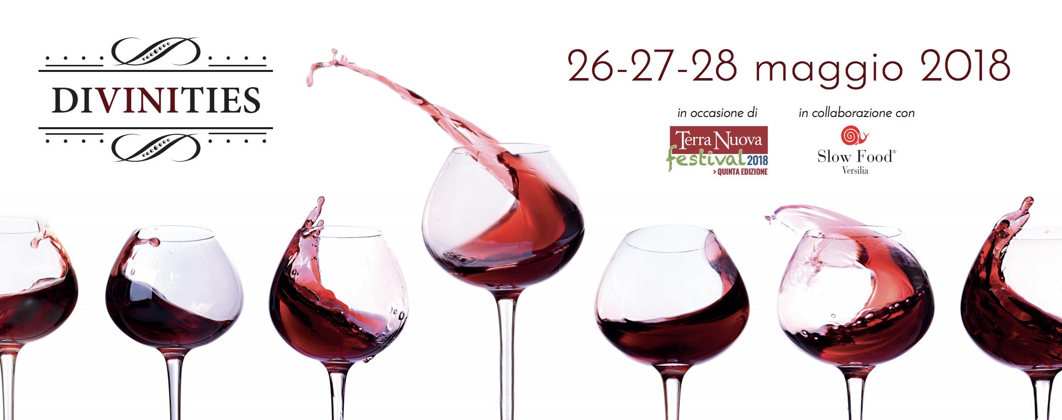 La nostra selezione di vini al Terra Nuova Festival 2018 cover