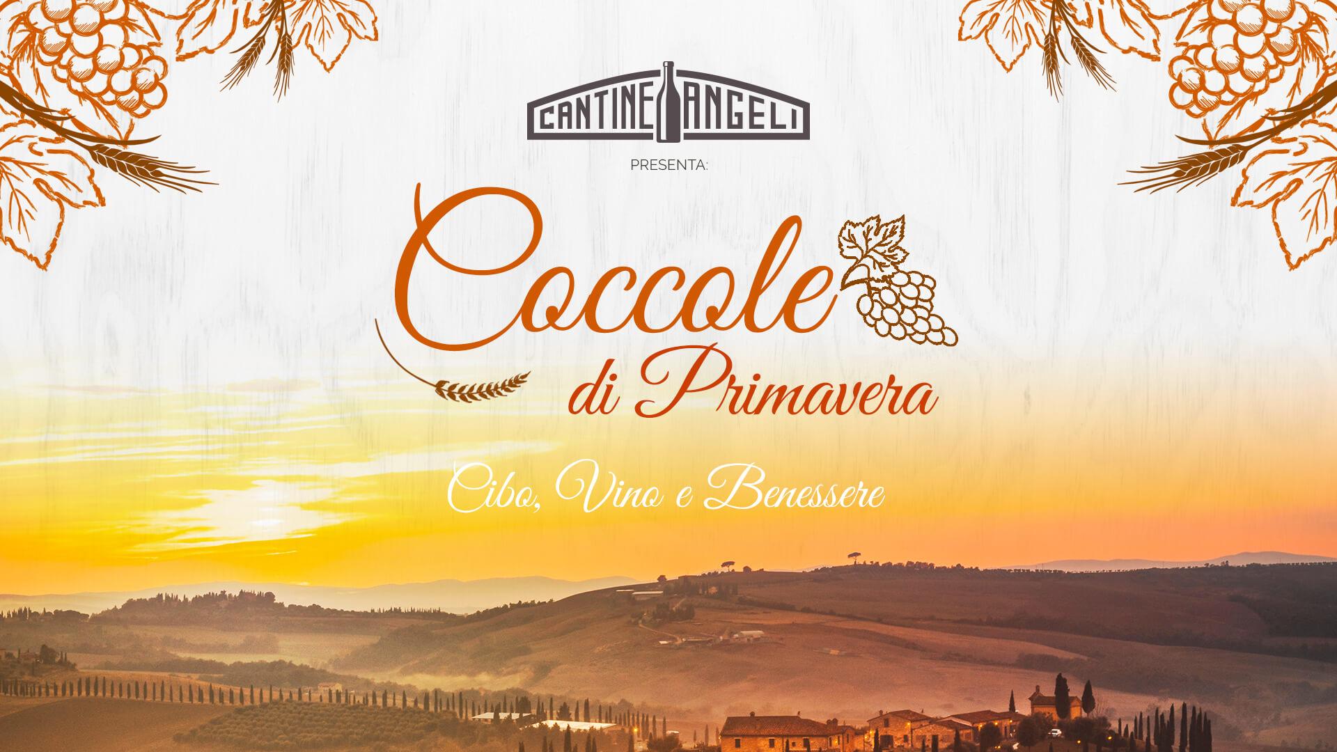COCCOLE DI PRIMAVERA • 9 MAGGIO 2019 cover