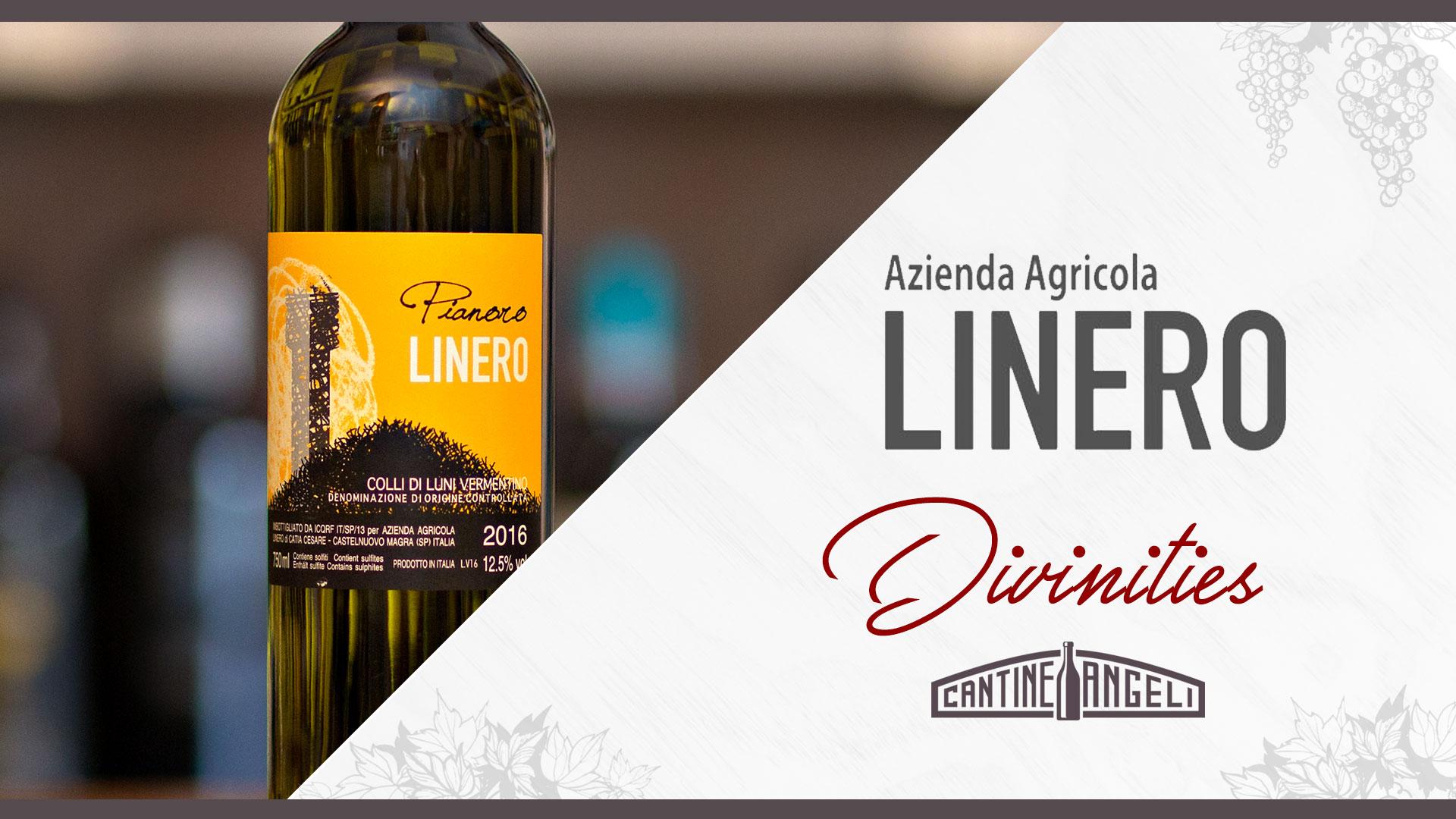 Linero – Divinities cover