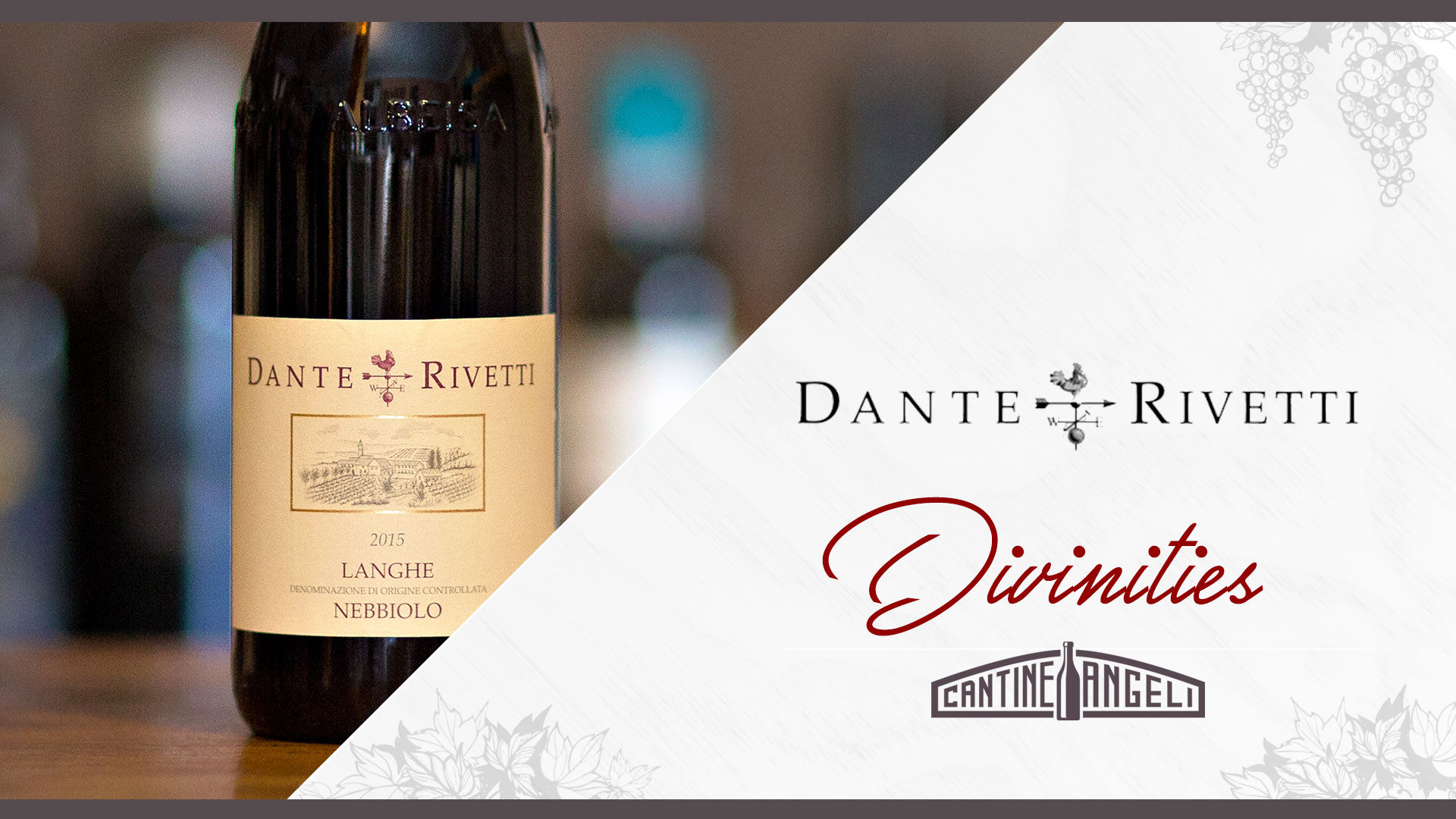Dante Rivetti – Divinities cover